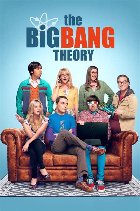 The Big Bang Theory  TV Series 2007 2019    Posters — The ...