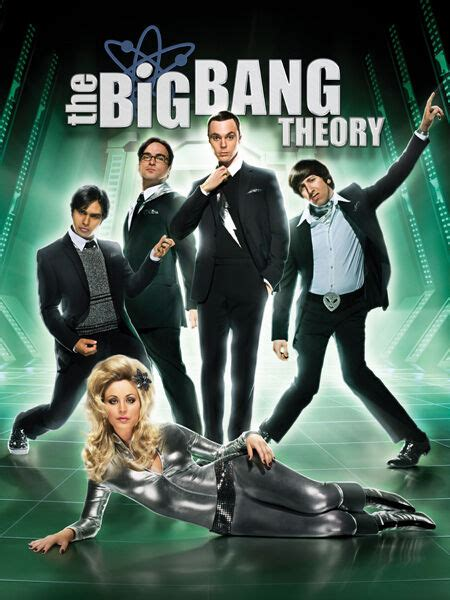 The Big Bang Theory TV Series poster 18  wide by 27  high ...