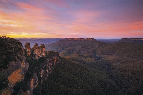 The Blue Mountains, NSW – Find Accommodation, Restaurants ...