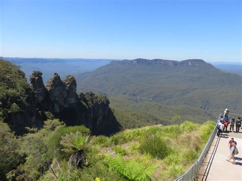 The Blue Mountains, Sydney: How to get there and what to ...