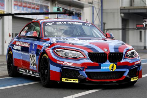 The BMW M235i Racing Gets an Eye Popping Exterior for the ...