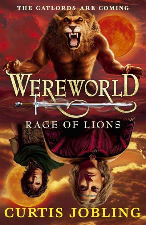 The Book Zone: Review: Wereworld: Rage of Lions by Curtis ...