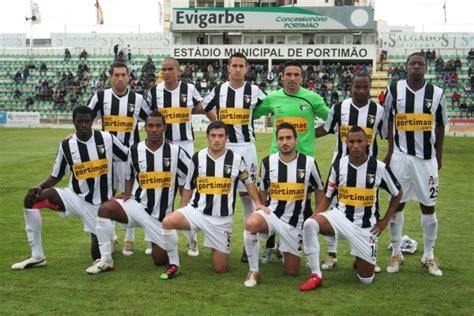 The Boys in Black and White: Portimonense SC  Portugal