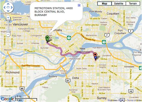 The Buzzer blog » Google maps, email and print options ...