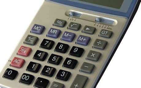 The calculator is one gadget that s here to stay   Telegraph
