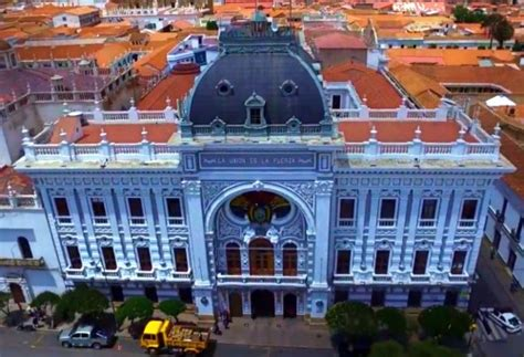 The Capital of Bolivia is Sucre. Is Bolivia s Capital Also ...