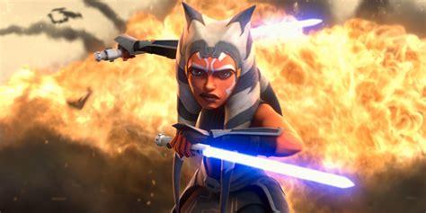 The Clone Wars Confirms Ahsoka Tano Is Star Wars  Most ...