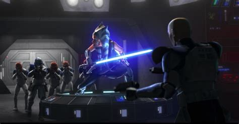 The Clone Wars revela cómo Ahsoka Tano sobrevive a la ...