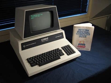 The Commodore PET 2001 32N/CBM 3032: As seen in Tezza s ...
