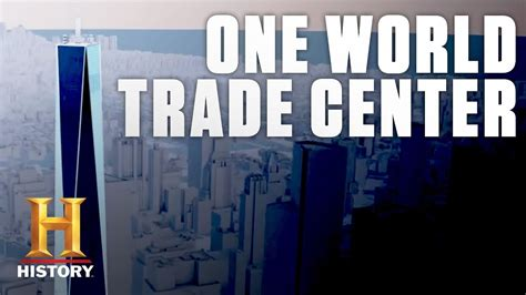 The Construction of One World Trade Center | History   YouTube