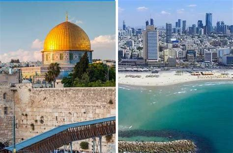 The Controversial Capital of Israel