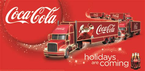 The Countdown to Christmas Begins as Coca Cola Announces ...