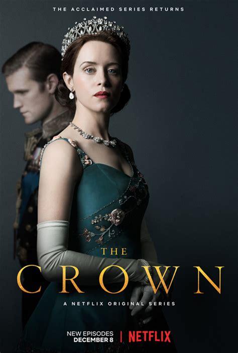 The Crown temporada 3 por Netflix | DEGUATE.com