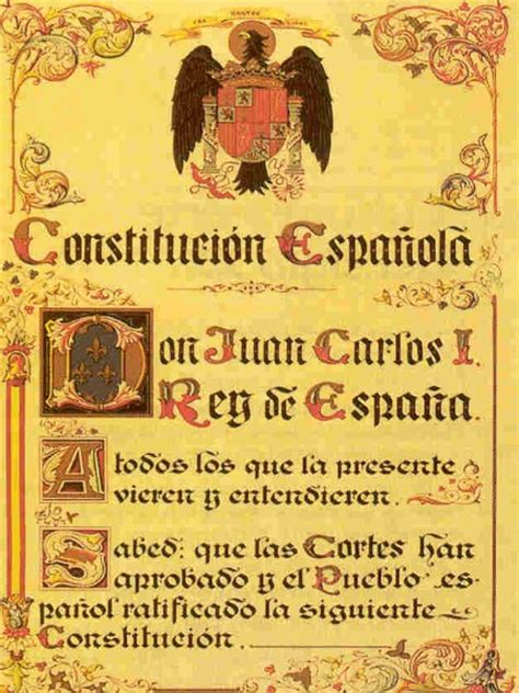 The Day of the Spanish Constitution   Public Holiday on ...