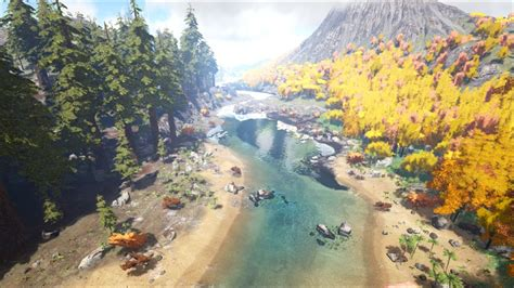 The Deep Island   Official ARK: Survival Evolved Wiki