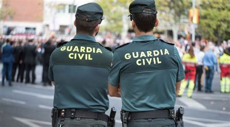 The Different Types of Spanish Police