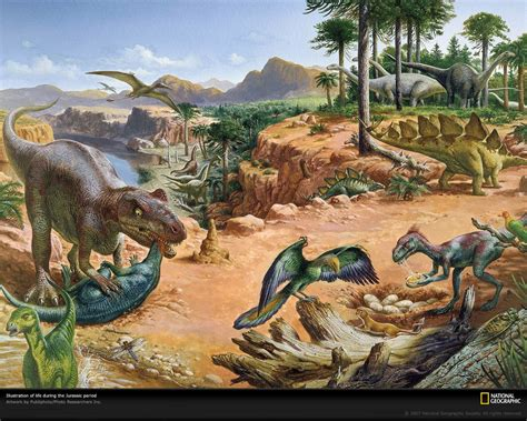 The Dinosaurs of Earth
