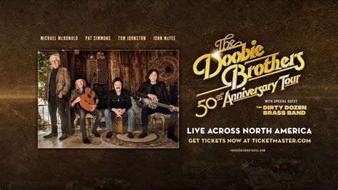 The Doobie Brothers   50th Anniversary Tour Interview ...