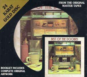 The Doobie Brothers   Best Of The Doobies  CD, US, 1998 ...