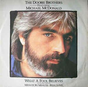 The Doobie Brothers Featuring Michael McDonald   What A ...