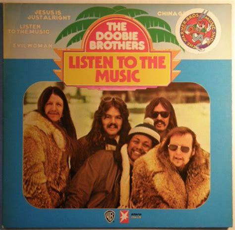 The Doobie Brothers   Listen To The Music  1975, Vinyl ...