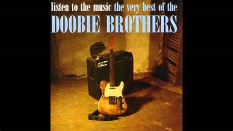 The Doobie Brothers   Listen To The Music  Custom Backing ...