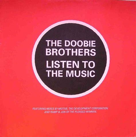 The Doobie Brothers   Listen To The Music | Releases | Discogs
