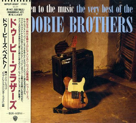 The Doobie Brothers   Listen To The Music: The Very Best ...