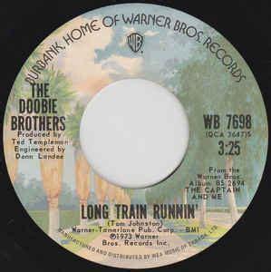 The Doobie Brothers   Long Train Runnin   1973, Vinyl ...