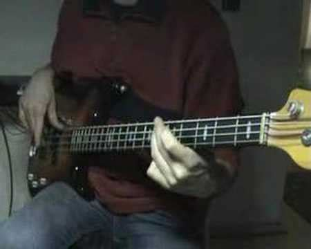The Doobie Brothers   Long Train Running    Bass Cover ...