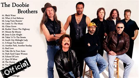 The Doobie Brothers`s Greatest Hits || The Best Of The ...