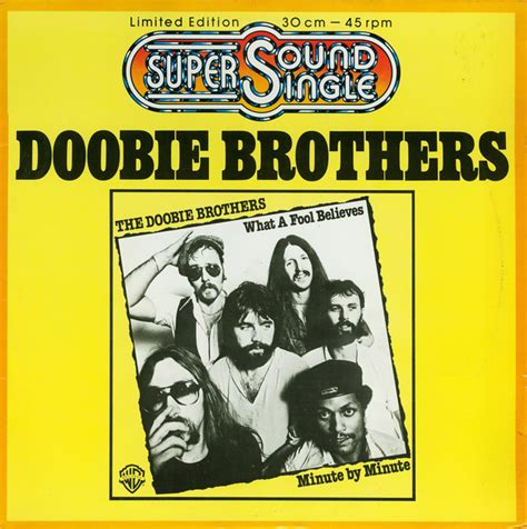 The Doobie Brothers   What A Fool Believes  1978, Super ...