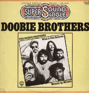 The Doobie Brothers   What A Fool Believes  Vinyl, 12 , 45 ...