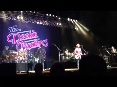 The Doobie Brothers   Without Love  Live in Charleston May ...