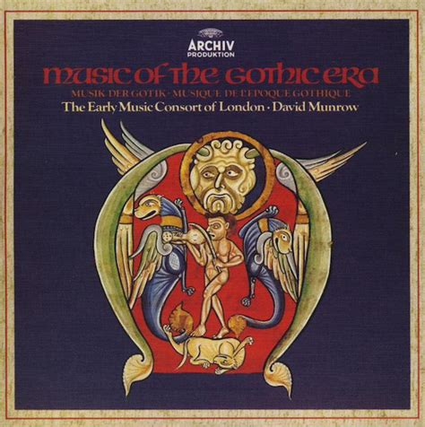 The Early Music Consort Of London, David Munrow   Music Of ...