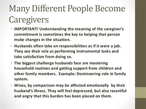 The Emotional Rollercoaster of Caregiving