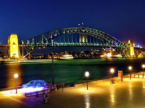 The Enlivening Sydney Harbour Bridge – Australia – World ...