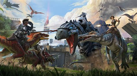 The Epic Games Store Is Giving Away ARK: Survival Evolved ...