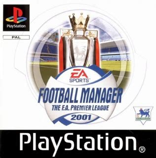 The F.A. Premier League Football Manager 2001 Forum   GameSpot