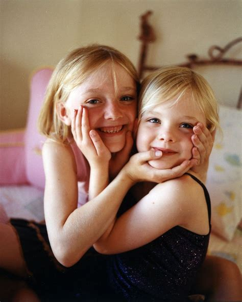 The Fanning Sisters | Sister, Sister | Pinterest | Fanning ...