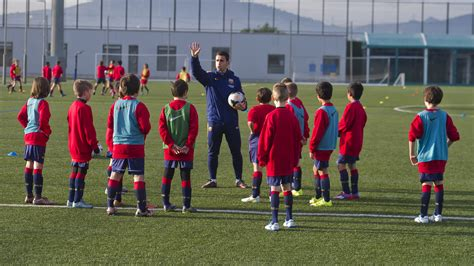 The FCBCamps   FCB Escola