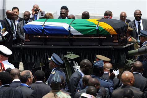 The final step in Mandela's long walk to freedom: Tim ...
