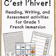 The first two weeks in grade 1!   Primary French Immersion ...