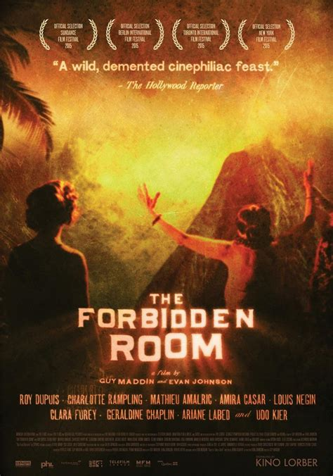 The Forbidden Room  2015    FilmAffinity