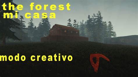 THE FOREST MODO CREATIVO LIVE STREAM   YouTube