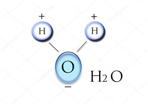 The formula of water is H2O. What does this mean?   Quora
