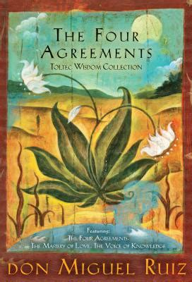 The Four Agreements Toltec Wisdom Collection : 3 Book ...
