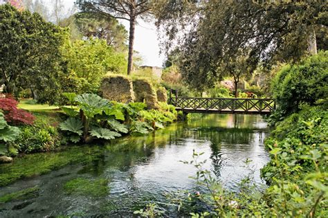 The Garden of Ninfa | NUVO