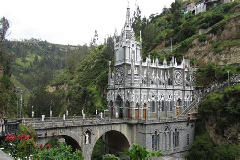 The Global Beauty: Las Lajas Sanctuary in Nariño, Colombia