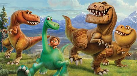 The Good Dinosaur  2015    Backdrops — The Movie Database ...